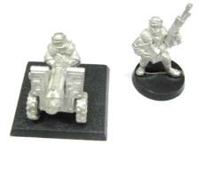 Tallarn Heavy Bolter Team #1