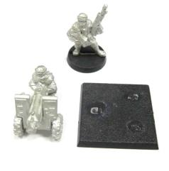 Tallarn Heavy Bolter Team #2