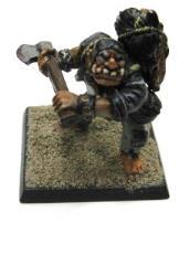 Ogre Bodyguard #1