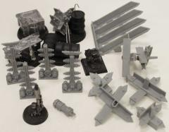 Warhammer 40k - Battlefield Accessories #2