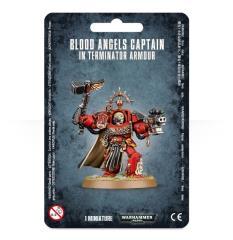 Captain in Terminator Armor