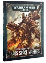 Codex Chaos Space Marines (8th Edition)
