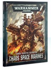 Codex Chaos Space Marines (8th Edition, 2nd Printing)