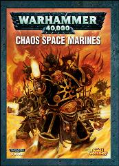 Codex Chaos Space Marines (4th Edition)