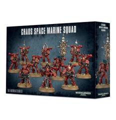 Chaos Space Marines (2015 Edition)
