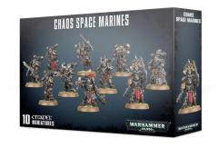 Chaos Space Marines (2019 Edition)