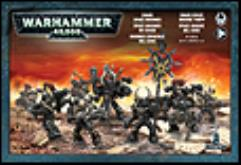 Chaos Space Marines (2007 Edition)