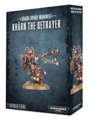 Kharn The Betrayer (2016 Edition)