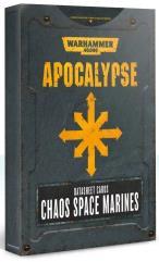 Apocalypse Datasheets - Chaos Space Marines