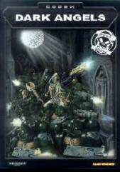 Codex Dark Angels (3rd Edition, 2nd Printing)
