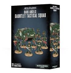 Dark Angels Gauntlet Tactical Squad