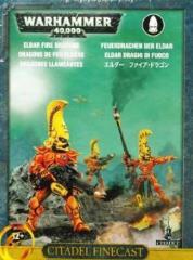 Eldar Fire Dragons