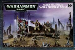 Cadian Command Squad (2014 Edition)
