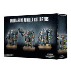 Militarum Axuilla Bullgryns