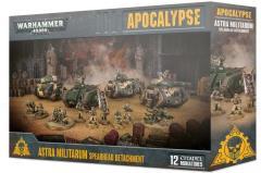 Astra Militarum Spearhead Detachment