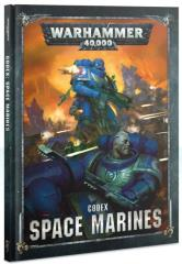 Codex Space Marines (8th Edition, 2nd Printing )