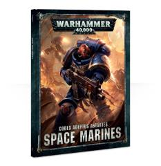 Codex Space Marines (8th Edition, 1st Printing)
