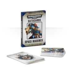 Datacards - Space Marines (2015 Edition)