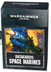 Datacards - Space Marines (2019 Edition)