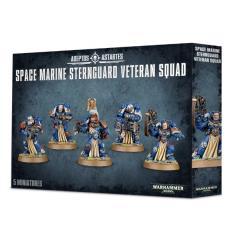 Sternguard Veteran Squad (2015 Edition)