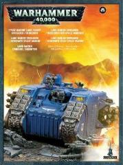 Land Raider Crusader/Redeemer (2012 Edition)