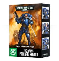 Easy to Build - Primaris Reivers