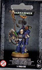 Space Marine Captain Master of Relics