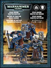 Masters of the Chapter (2007 Edition)