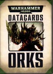 Datacards - Orks
