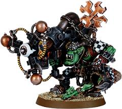Big Mek w/Shokk Attack Gun (2008 Edition)
