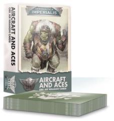 Aircraft & Aces - Ork Air Waaagh! Cards