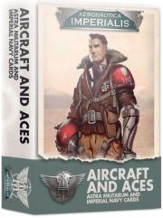 Aircraft & Aces - Astra Milatarum and Imperial Navy Cards
