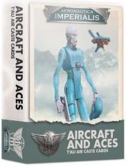Aircraft & Aces - T'au Air Caste Cards
