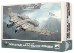 T'au Tiger Shark AX-1.0 Fighter Bomber