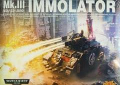 Sisters of Battle Immolator (2003 Edition)