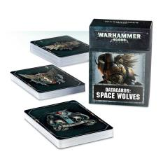 Datacards - Space Wolves (2018 Edition)