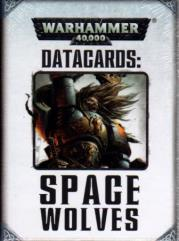 Datacards - Space Wolves (2014 Edition)