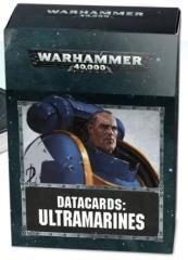 Datacards - Ultramarines