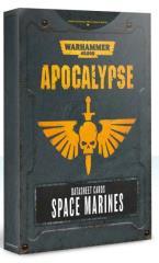 Apocalypse Datasheets - Space Marines