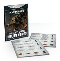 Datasheet Card - Imperial Knights
