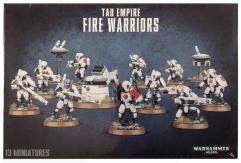 Fire Warriors Team (2018 Edition)