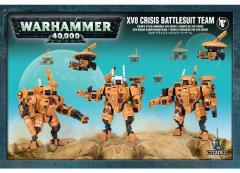 XV8 Crisis Battlesuit Team (2012 Edition)