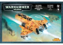Tau Piranha (2012 Edition)