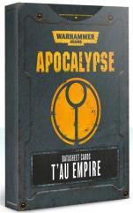 Apocalypse Datasheets - T'au Empire