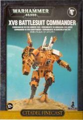 XV8 Battlesuit Commander (2012 Edition)