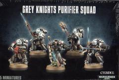 Grey Knight Purifiers