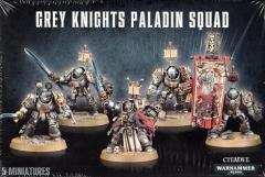 Grey Knight Paladin Squad