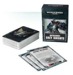 Datacards - Grey Knights (2017 Edition)