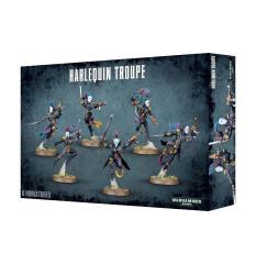 Harlequin Troupe (2017 Edition)