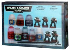 Warhammer 40,000 Paint Set (2011 Edition)